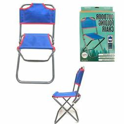 1 Folding Chair Child Outdoor Portable Beach Fishing Camping