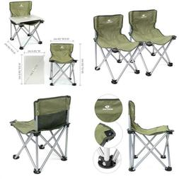 2 Pack Mini Folding Chair Portable Camping Stool Lightweight