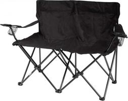 "Trademark Innovations 31.5"" H Loveseat Style Double Camp Cha"