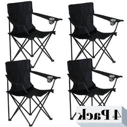 4 pack folding picnic beach camping chair