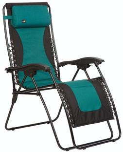 Faulkner 48976 Laguna Style Dual Green Padded Recliner with