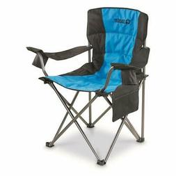 500 LB Heavy duty Oversized Folding Camping Chair XL large c