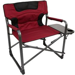 600lb Beach Camping Outdoor Chair Folding Big Boy Oversized