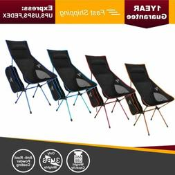 660LBS Heavy Duty Folding Camping Chair Furniture Portable S