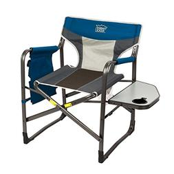Timber Ridge Director's Chair Oversize Portable Folding Supp