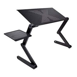 Adjustable Folding Table - Portable Foldable Adjustable Fold