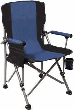REDCAMP Adult Folding Camping Chairs Heavy Duty for Picnic H