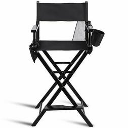 Professional Makeup Artist Directors Chair Wood Light Weight