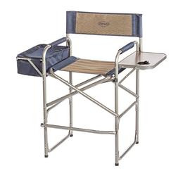 Kamp-Rite The High Back Director's Chair with Side Table and