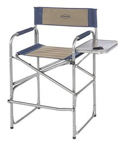Kamp-Rite High Back Director's Chair with Side Table SKU: CC