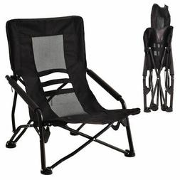 back folding beach chair camping