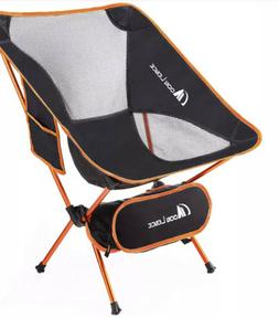 MOON LENCE Backpacking Camping/Outdoor Chair Lightweight Hea