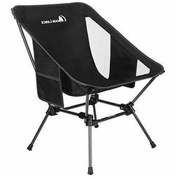 MOON LENCE Backpacking Chair Outdoor Camping Chair Compact P