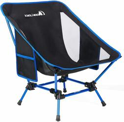 MOON LENCE Backpacking Chair Outdoor Camping Compact Portabl