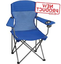 Ozark Trail Basic Mesh Chair, Blue