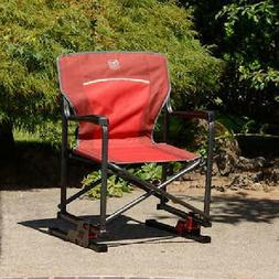 Timber Ridge Bounce Rocking Chair Comfort for Outdoor Events