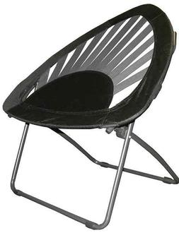 Bungee Chair Furniture Lounge Seating Camping Dorm Folding T
