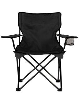 TravelChair C Series Rider Folding Chair, Black