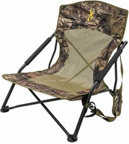 Camo Camping Chair Hunting Hiking Carry Strap Beach Mossy Oa