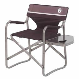 Coleman Camp Chair With Side Table | Folding Beach Chair | P