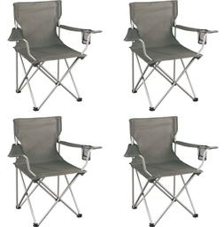 Camp Chairs For Adults Set For Women Men collapsible folding