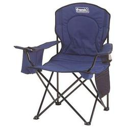 Coleman Camping 2000002188 Blue Chair Quad w/Cooler for Adul