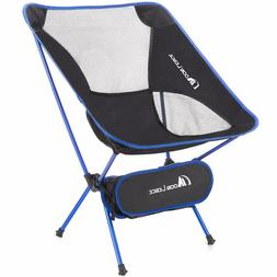 Moon Lence Camping Chair Compact Ultralight Portable Folding