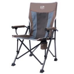 Patio Furniture For Over 300 Lbs.Timber Ridge Camping Chair Ergonomic Hig
