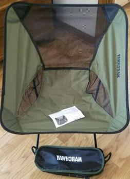 Camping Chair Lightweight, Portable Compact for Outdoor Camp