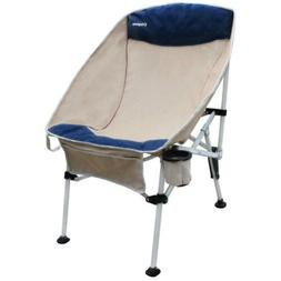 KingCamp Camping Chair, Oversized Heavy Duty Deluxe Folding