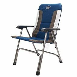 Timber Ridge Camping Chair Portable High Back with Carry Bag