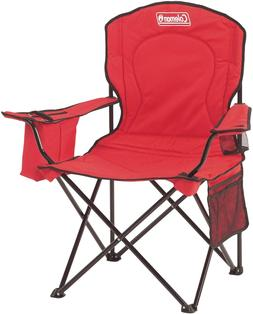 Coleman Camping Chair with Built-in 4 Can Cooler