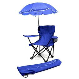 Camping Chair with Umbrella For KIDS with Dual locks Nylon/p