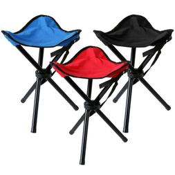Camping Folding Chair Tripod Portable Compact Hiking Lightwe