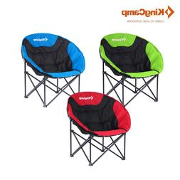 KingCamp Camping Folding Moon Chair Leisure Outdoor Fishing