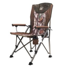 Timber Ridge Camping Folding Quad Chair Outdoor Sports Heavy