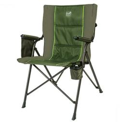 Timber Ridge Camping Folding Quad Chair Support 300lbs Padde