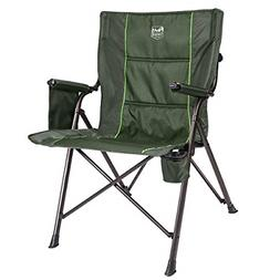 Timber Ridge Camping Folding Quad Chair Support 300lbs with