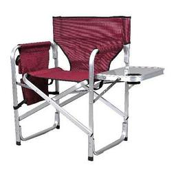 Camping Sports Chair Lounge Big Director Tall Outdoor Foldin
