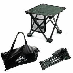 camping stool outdoor travel folding small chair