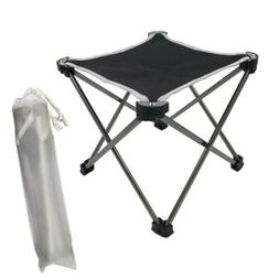 Uniprime Camping Stool Women Kids Small Folding Chair Backpa