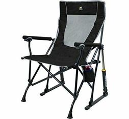 Camping Travel Outdoor Chair Portable Folding Road Trip Rock
