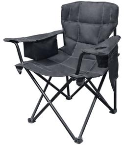 Canopy Elite Quad Outdoor Camping Chair with Built In Cooler