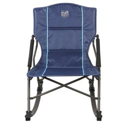 Timber Ridge Catalpa Relax & Rock Chair, Blue