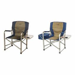 Kamp-Rite CC118 Outdoor Camp Folding Director's Chair with S