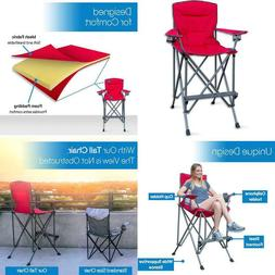 Chair Camping Bar Height Director Home Patio Outdoors 300 LB