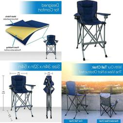 chair camping bar height director home patio
