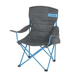 Chairs Kelty Essential Camp Chair Smoke Paradise Blue