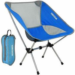 MARCHWAY Chairs Ultralight Folding Camping Chair Portable Co