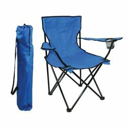 Blue Outdoors Collapsible Camp Chair Model JJ-BB1CC